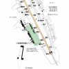 名古屋飛行場のスポット変更