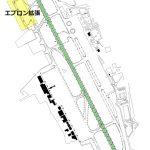 名古屋APのエプロン拡張